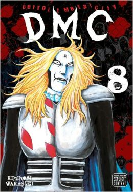 Detroit Metal City, Volume 8