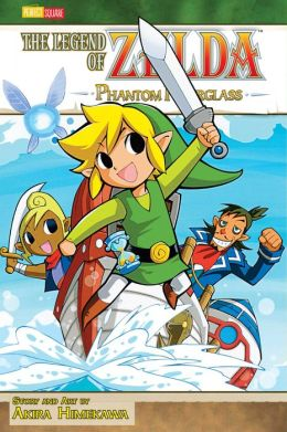 Phantom Hourglass (The Legend of Zelda Series #10)