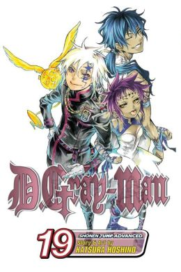 D.Gray-man, Volume 19