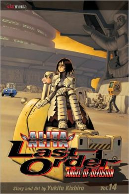 Battle Angel Alita: Last Order, Volume 14