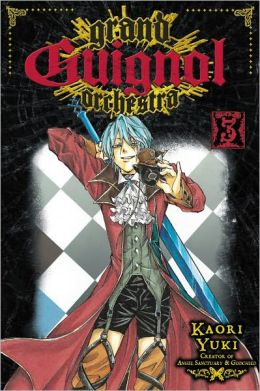 Grand Guignol Orchestra, Volume 3