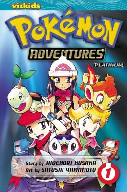 Pokemon Adventures: Diamond and Pearl/Platinum, Volume 1