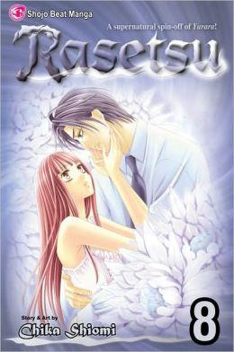 Rasetsu, Volume 8