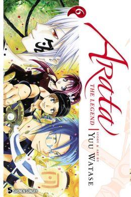 Arata: The Legend, Volume 6