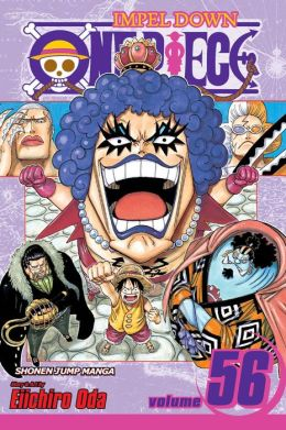 One Piece, Volume 56: Thank You