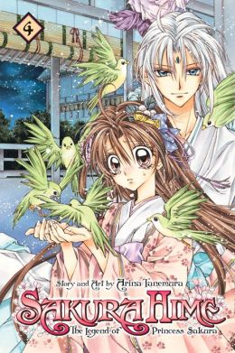 Sakura Hime: The Legend of Princess Sakura, Volume 4
