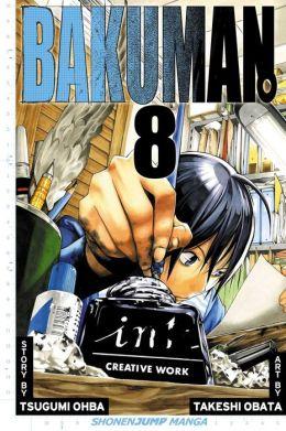 Bakuman, Volume 8