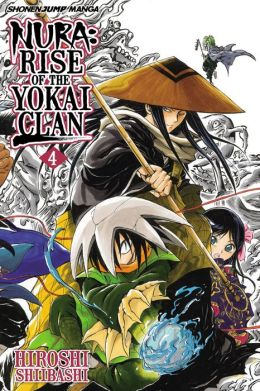 Nura: Rise of the Yokai Clan, Volume 4