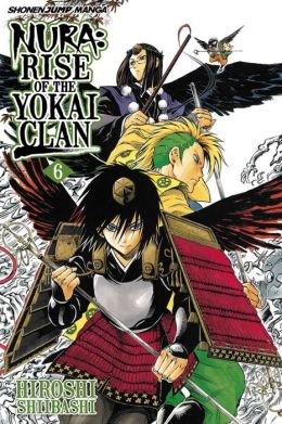 Nura: Rise of the Yokai Clan, Volume 6