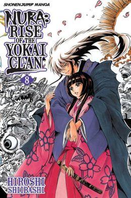 Nura: Rise of the Yokai Clan, Volume 8