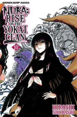 Nura: Rise of the Yokai Clan, Volume 10
