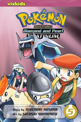Pokemon Adventures: Diamond and Pearl/Platinum, Volume 5
