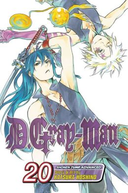 D.Gray-man, Volume 20