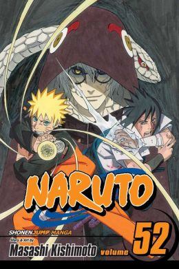 Naruto, Volume 52: Cell Seven Reunion