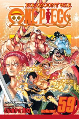 One Piece, Volume 59