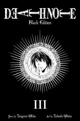Death Note Black Edition, Volume 3