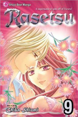 Rasetsu, Volume 9