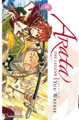 Arata: The Legend, Volume 8