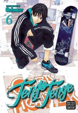 Tenjo Tenge, Volume 6: Full Contact Edition 2-in-1