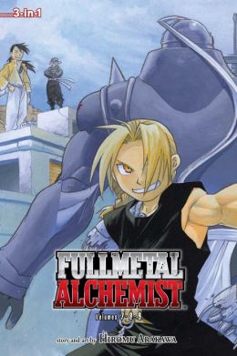 Fullmetal Alchemist (3-in-1 Edition), Volume 3