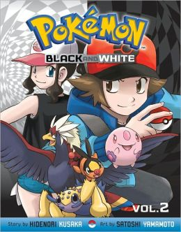 Pokemon Black and White, Volume 2