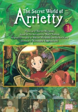 The Secret World of Arrietty (Film Comic), Volume 1