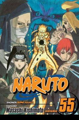 Naruto, Volume 55