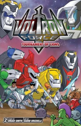 Voltron Force, Volume 2: Tournament of Lions