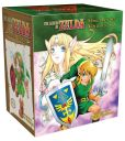 Book Cover Image. Title: The Legend of Zelda Box Set, Author: Akira Himekawa