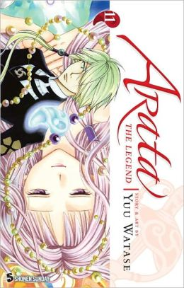 Arata: The Legend, Volume 11