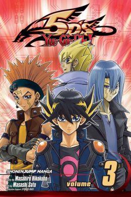 Yu-Gi-Oh! 5D's, Volume 3