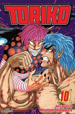 Toriko, Volume 10