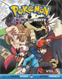 Pokemon Black and White, Volume 5