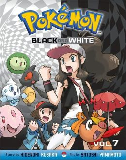 Pokemon Black and White, Volume 7
