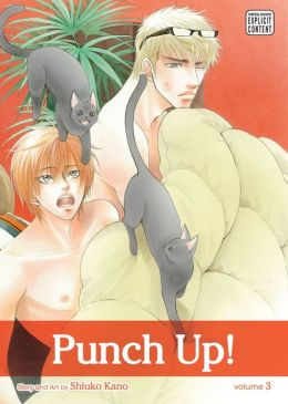 Punch Up!, Volume 3 (Yaoi Manga)