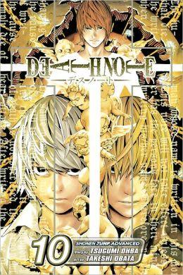 Death Note, Volume 10: Deletion