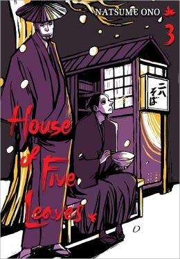 House of Five Leaves, Volume 3