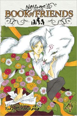 Natsume's Book of Friends, Volume 4