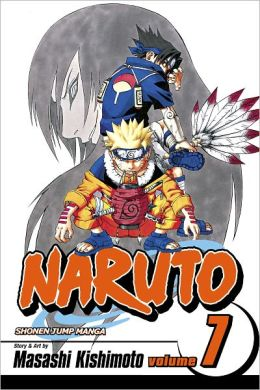 Naruto, Vol. 7: The Path You Should Tread