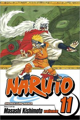 Naruto, Volume 11: Impassioned Efforts