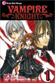 Book Cover Image. Title: Vampire Knight, Volume 1, Author: Matsuri Hino