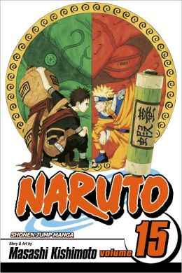 Naruto, Volume 15: Naruto's Ninja Handbook!