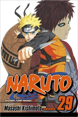 Naruto, Volume 29: Kakashi vs. Itachi