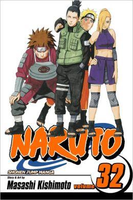 Naruto, Volume 32: The Search for Sasuke