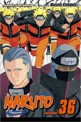 Naruto, Volume 36: Cell Number Ten