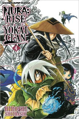Nura: Rise of the Yokai Clan, Vol. 4: 88 Demons of Shikoku
