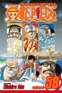 One Piece, Volume 58: Paramount War Part Two