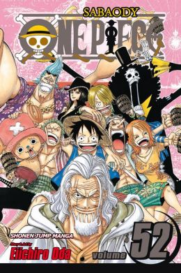 One Piece, Vol. 52: Roger and Rayleigh