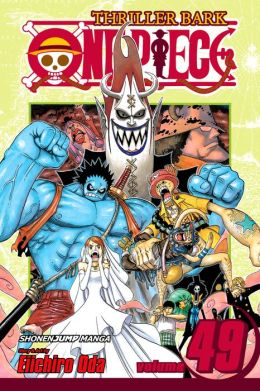 One Piece, Vol. 49: Nightmare Luffy