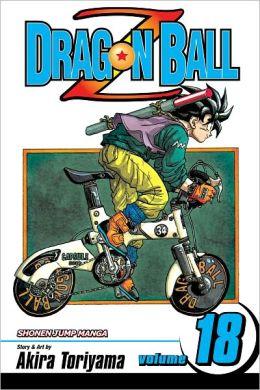 Dragon Ball Z, Volume 18: Gohan vs. Cell
